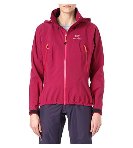ARC'TERYX Beta all-round jacket (Pink