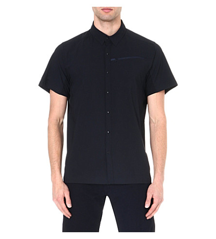 ARC'TERYX Adventus comps short sleeve shirt (Black