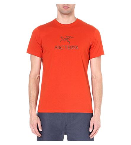 ARC'TERYX Arcword t-shirt (Tobiko