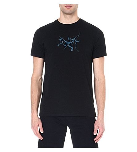 ARC'TERYX Fracture t-shirt (Black