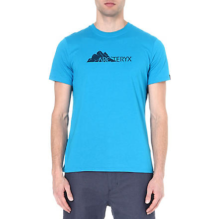ARC'TERYX Range t-shirt (Riptide