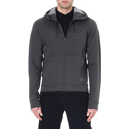 ARC'TERYX Witness fleece hoody (Soapstone