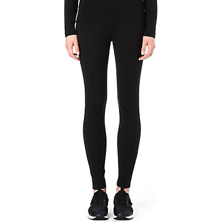 ICEBREAKER Oasis 200 merino leggings (Black