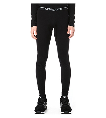 ICEBREAKER Oasis 200 leggings (Black