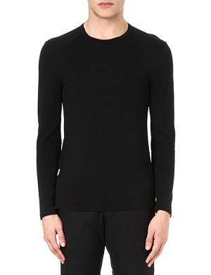 ICEBREAKER Tech 260 long-sleeved crew-neck top