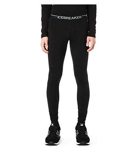 ICEBREAKER Apex 260 leggings (Black