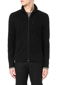ICEBREAKER Sierra Real Fleece 260 long-sleeved jacket