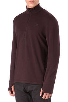 ICEBREAKER Original 320 long-sleeve half-zip top