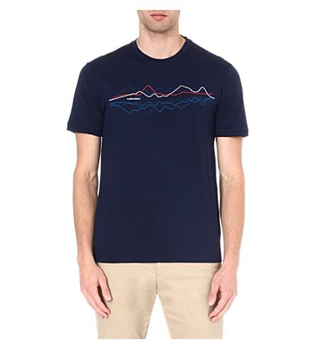 ICEBREAKER Tech tee lite short sleeve shirt (Admiral
