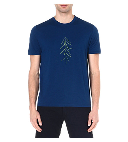 ICEBREAKER Lancewood short sleeve tech t-shirt (Largo