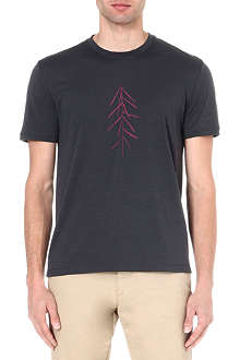 ICEBREAKER Lancewood short sleeve tech t-shirt