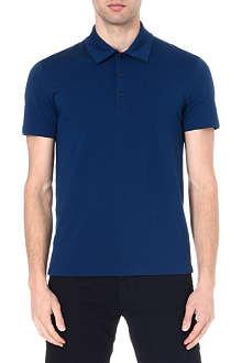 ICEBREAKER Kent short sleeve polo shirt