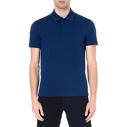 ICEBREAKER Kent short sleeve polo shirt (Largo