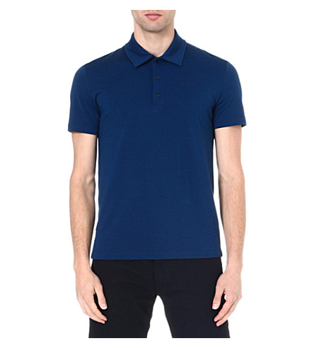 ICEBREAKER Kent short sleeve polo shirt (Largo