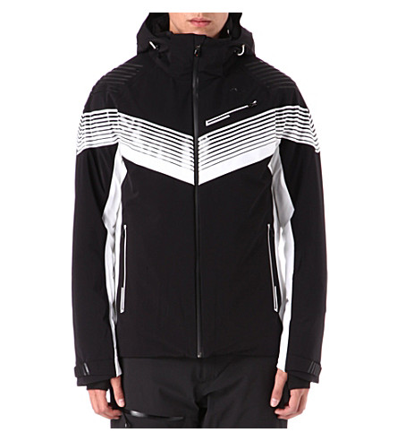 KJUS Warp speed ski jacket (Black