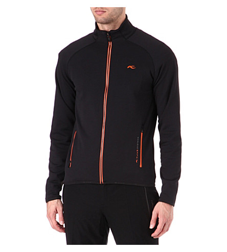 KJUS Charger stretch jacket (Black