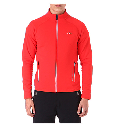 KJUS Charger stretch jacket (Red