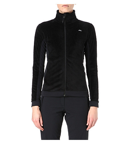 KJUS Ruby fleece jacket (Black