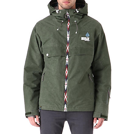 MALOJA Frio jacket (Green