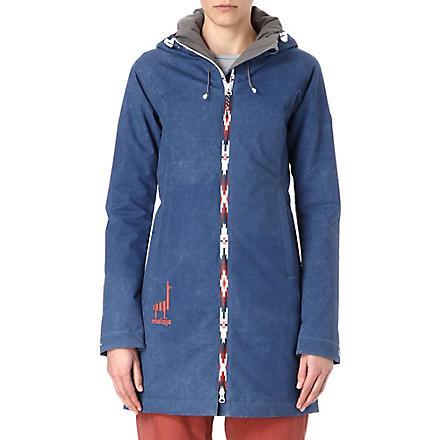 MALOJA Raura waterproof jacket (Blue