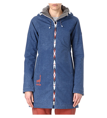 MALOJA Raura waterproof jacket (Blue