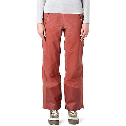 MALOJA Blanca ski pants (Red