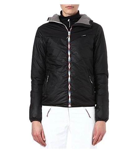 MALOJA Mireya PrimaLoft quilted jacket (Black