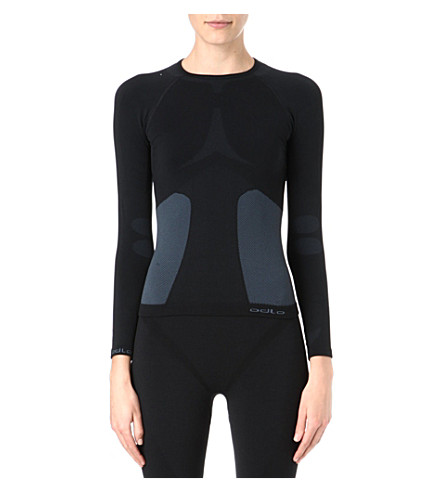 ODLO Evolution thermal top (Black