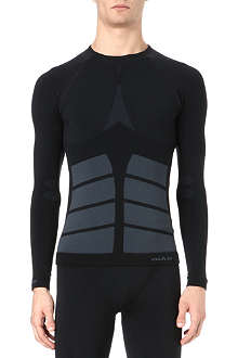 ODLO Evo warm long-sleeved crew-neck top