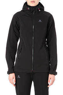 SALOMON Snowflirt Premium 3:1 softshell jacket