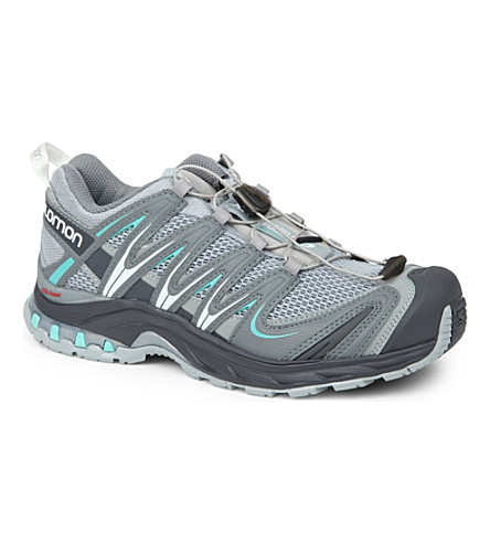 SALOMON Womens XA Pro 3D hiking shoes (Lightonix/darkcloud/soft