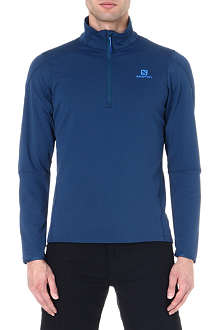 SALOMON Discovery half zip fleece