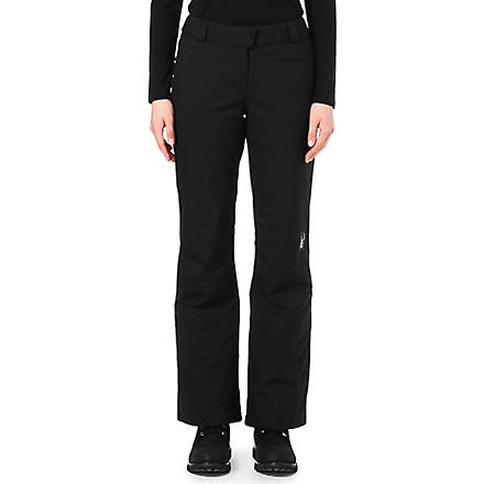 SPYDER Winner tailored-fit ski pants (Black
