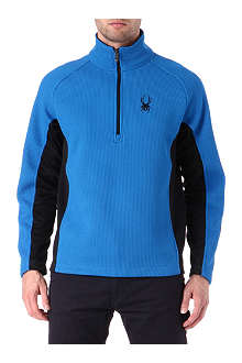 SPYDER Outbound half-zip midweight core sweater