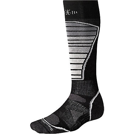 SMARTWOOL PHD Ski light socks (Black