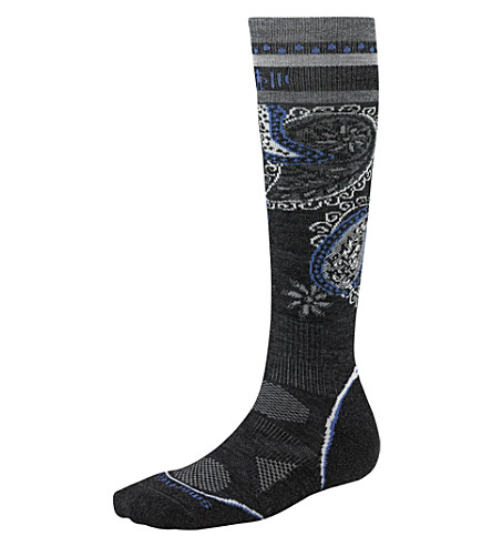 SMARTWOOL PHD Ski light socks (Grey