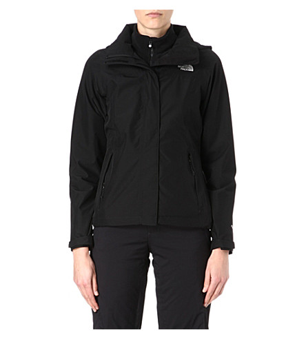 THE NORTH FACE Sangro waterproof jacket (Black