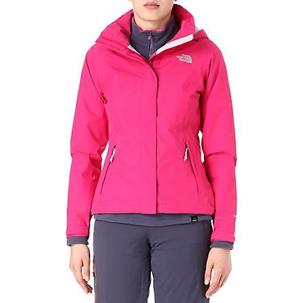 THE NORTH FACE Sangro waterproof jacket (Pink