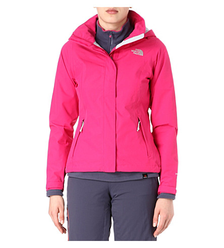 THE NORTH FACE Sangro waterproof jacket (Pink