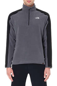 THE NORTH FACE Glacier Delta 1/4 zip fleece jacket