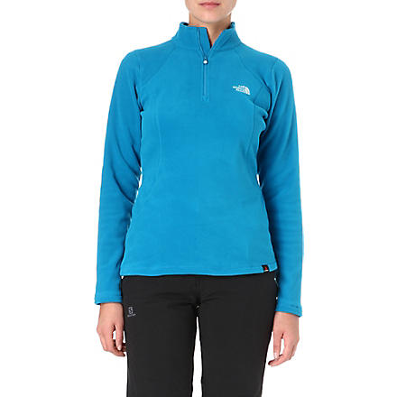 THE NORTH FACE 100 Glacier fleece top (Blue