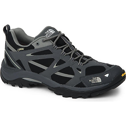 THE NORTH FACE Hedgehog IV GTX hiking shoes (Black/grey