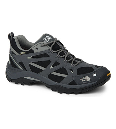 THE NORTH FACE Hedgehog IV GTX hiking shoes (Black/grey