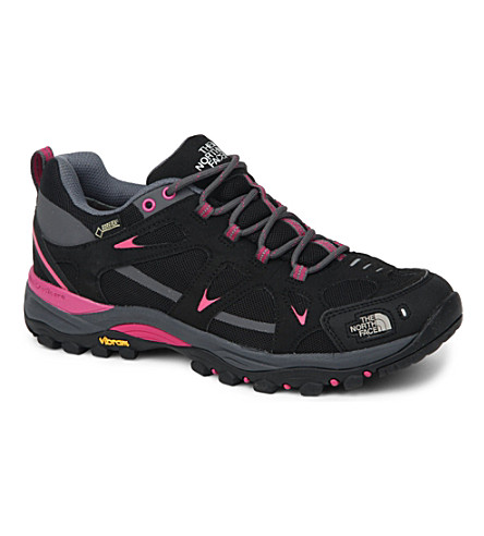 THE NORTH FACE Hedgehog IV GTX hiking shoes (Tnf black/society pink