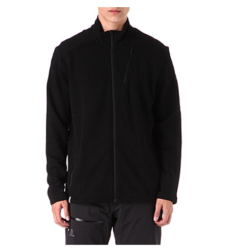 TONI SAILER SPORTS Alberton fleece (Black