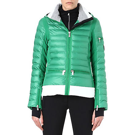 TONI SAILER SPORTS Arizona quilted jacket (Green