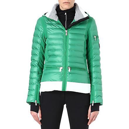 TONI SAILER SPORTS Arizona quilted jacket (Green