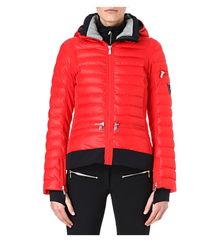 TONI SAILER SPORTS Arizona quilted jacket (Red