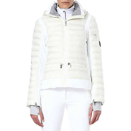 TONI SAILER SPORTS Arizona quilted jacket (White