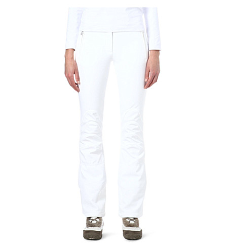 TONI SAILER SPORTS Sestriere ski pants (White